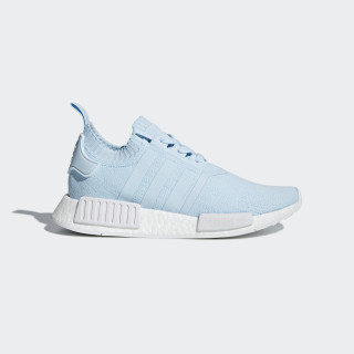 NMD_R1 Primeknit Shoes Ice Blue / Ice Blue / Cloud White BY8763