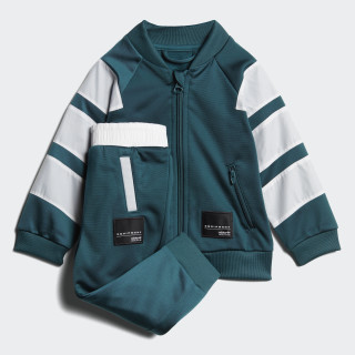 Sudadera EQT SST MYSTERY GREEN S17/WHITE MYSTERY GREEN S17 CE4352