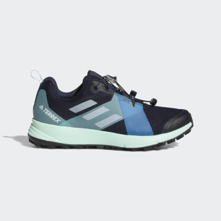 Terrex Two GTX Shoes Legend Ink / Crystal White / Bright Blue AC7881