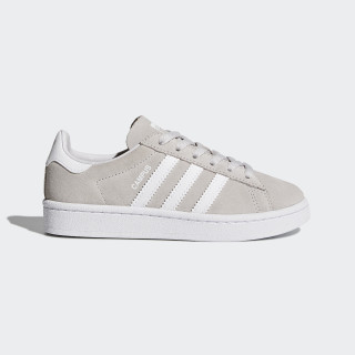 Campus Shoes Grey One/Footwear White/Footwear White BY2376