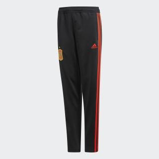 Spanje Broek Black/Red CE8804