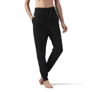 French Terry Jogger Pants Black CF3963