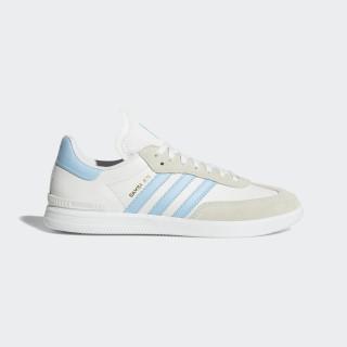 Samba ADV Schuh Crystal White / Clear Blue / Ftwr White B22738