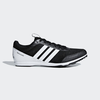 Zapatilla de atletismo Distancestar Core Black / Ftwr White / Ftwr White AQ0217