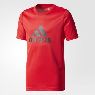 Camiseta Gear Up SCARLET/BLACK CE5758