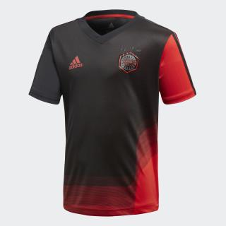 Disney Star Wars T-Shirt Black / Vivid Red DI0200