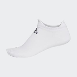 Alphaskin Ultralight No-Show Socks White/Black CV8860