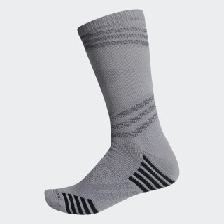 Speed Mesh Team Crew Socks Light Grey CJ5854