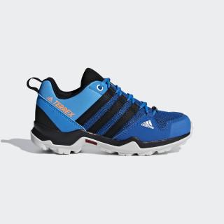 Terrex AX2R Climaproof Shoes Blue Beauty / Core Black / Hi-Res Orange AC7985