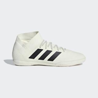 Calzado de Fútbol NEMEZIZ 18 3 IN Off White / Core Black / Active Red D97989