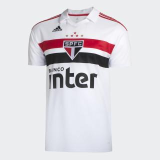 CAMISA SAO PAULO I WHITE/RED/BLACK DZ5626