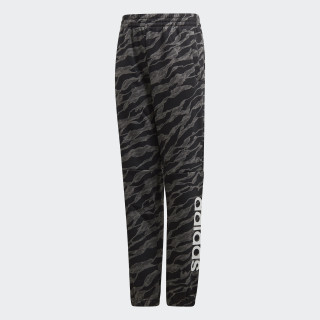 Linear Pants Dark Grey Heather / Black / White DJ1782