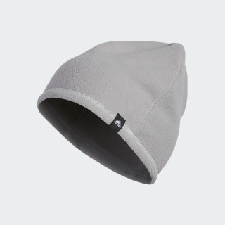 3-Stripes Fleece Beanie Mid Grey BC5317