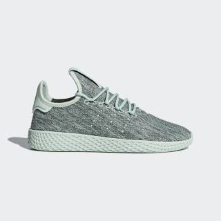 Pharrell Williams Tennis Hu Shoes Green / Green / Chalk White DB2859