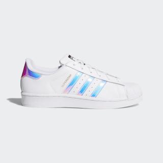Superstar Shoes Footwear White/Footwear White/Metallic Silver AQ6278