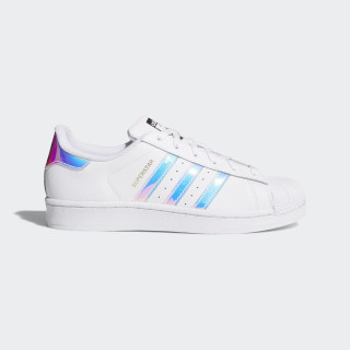 Zapatillas Superstar FTWR WHITE/FTWR WHITE/METALLIC SILVER-SLD AQ6278