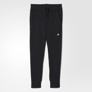 Brushed Pants Black/White AY5377