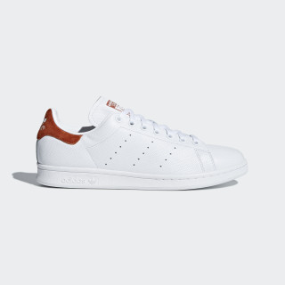 Stan Smith Shoes ftwr white / ftwr white / fox red B38040