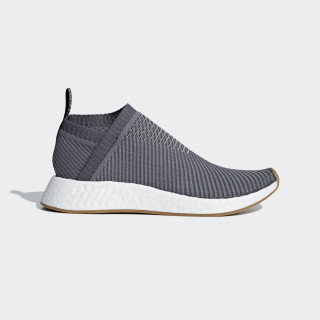 Chaussure NMD_CS2 Primeknit Grey Four / Grey Five / Gum4 D96742