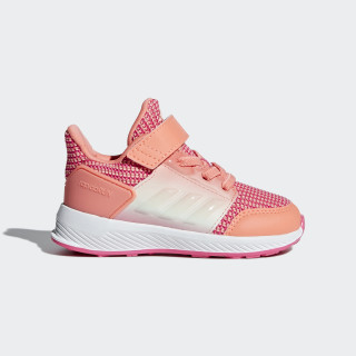 RapidaRun Shoes Chalk Coral / Ftwr White / Real Pink AH2392