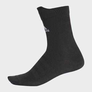 Alphaskin Ultralight Crew Socks Black / White CV7414
