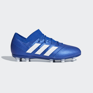 Nemeziz 18.1 Firm Ground Voetbalschoenen Football Blue / Ftwr White / Football Blue DB2348