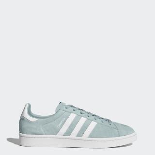 Campus Schuh Tactile Green/Footwear White/Crystal White BZ0082