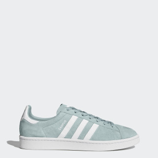 Campus Shoes Tactile Green/Footwear White/Crystal White BZ0082