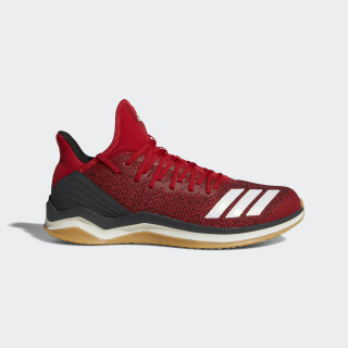 Icon 4 Trainer Shoes Power Red / Running White / Carbon CG5272