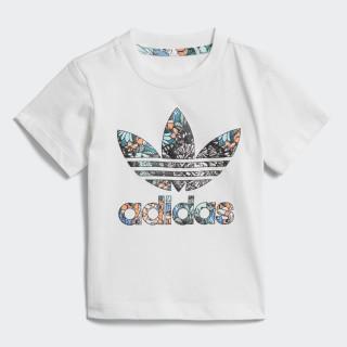 Camiseta Zoo WHITE/MULTICOLOR D98806