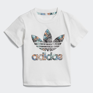 Zoo Tee White / Multicolor D98806