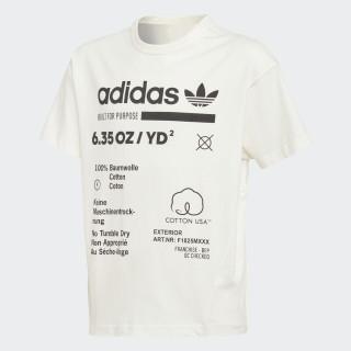 Kaval T-shirt Cloud White DH3073