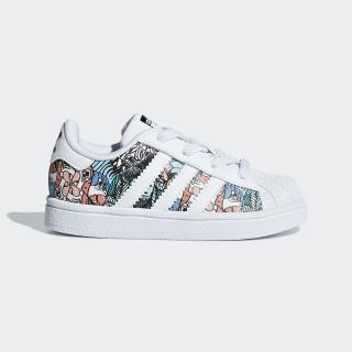 Superstar Shoes Ftwr White / Ftwr White / Ftwr White B37283