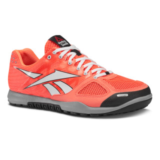 Reebok CrossFit Nano 2.0 Vitamin C / White / Black / Grey J90890