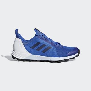 TERREX Agravic Speed Schuh Hi-Res Blue / Core Black / Aero Blue AC7901