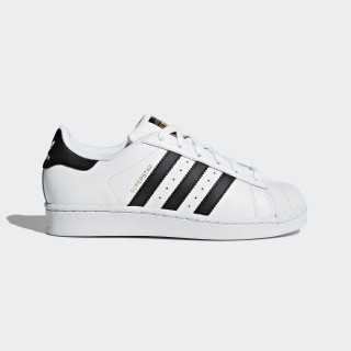 Superstar Shoes Footwear White/Core Black C77154