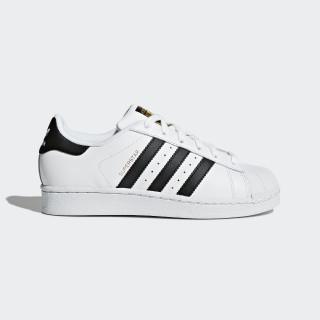 Superstar sko Footwear White/Core Black C77154