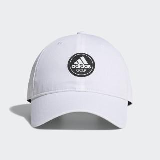 Cotton Relax Cap White CW0863