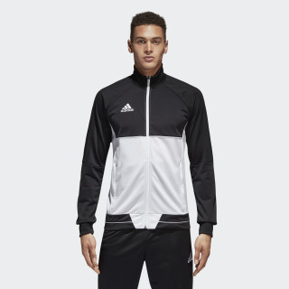 Tiro 17 Training Jacket Black/White BQ2598