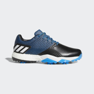 Adipower 4orged Wide Shoes Bright Blue / Core Black / Shock Yellow AC8261