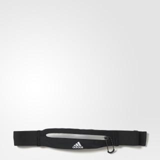 Cinturón Running BLACK/REFLECTIVE SILVER/WHITE S96357