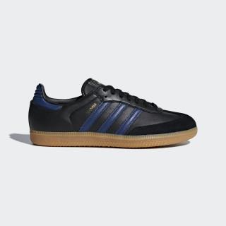 Samba Shoes Core Black/Noble Indigo/Gum 4 CQ2639