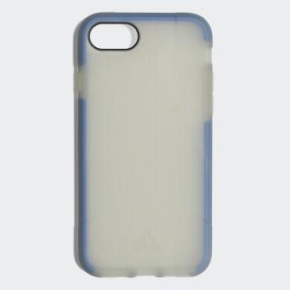 Agravic Case iPhone X Ash Silver / Hi-Res Blue CK4900