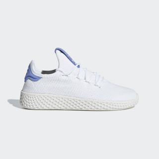 Chaussure Pharrell Williams Tennis Hu Ftwr White / Ftwr White / Chalk White BD8068