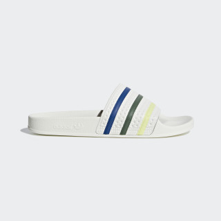 Adilette Pride Slides Cream White / Trace Pink / Trace Orange DB3436