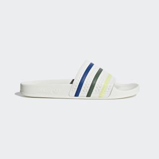 Adilette Pride sandaler Cream White / Trace Pink / Trace Orange DB3436