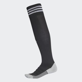 Calcetines AdiSocks con largo a la rodilla BLACK/WHITE CF3576