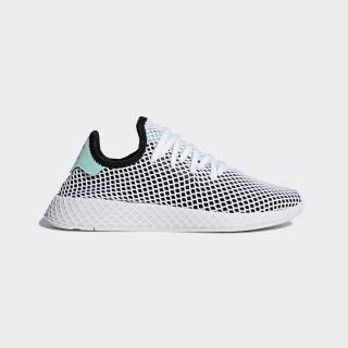 Deerupt Runner Shoes Core Black / Easy Green / Cloud White B28076