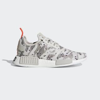 NMD_R1 Shoes Chalk White / Chalk White / Solar Red G27932
