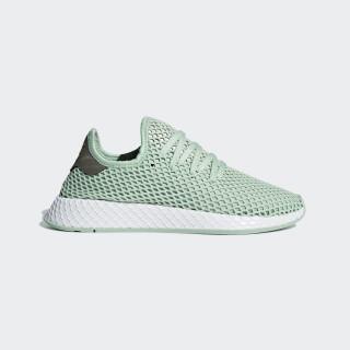 Deerupt Shoes Ash Green / Ash Green / Tech Silver Met. B37680